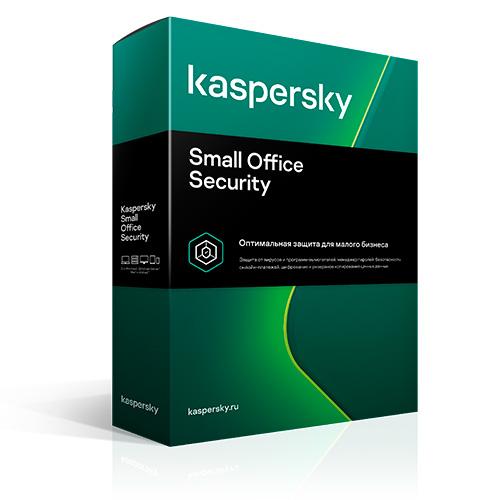 Kaspersky Small Office Security для ПК, серверов и мобильных устройств